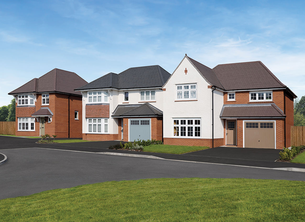 Willows Green, Clayton-le-Woods | New 3 & 4 bedroom homes ...