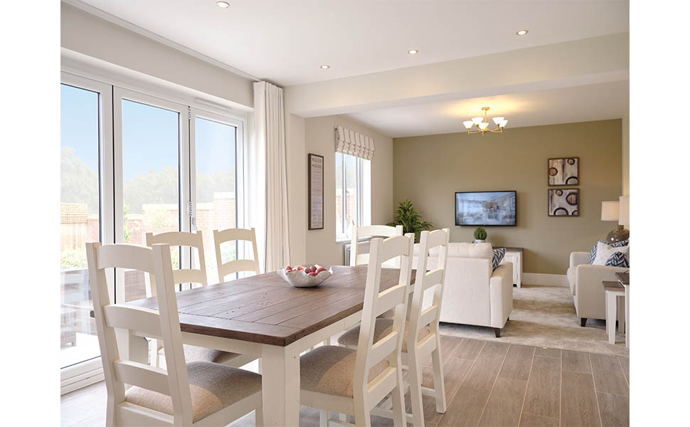 Header Welwyn show home at the Grange at Yew Tree Park