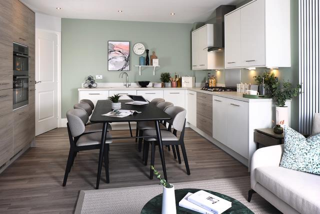53312 - Kitchen dining area