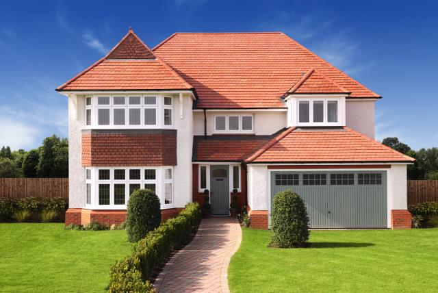 54865 - External show home at Kings Moat GV