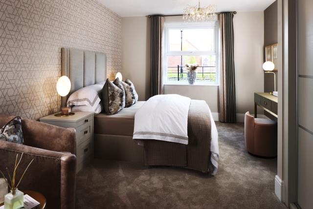 55222 - Second bedroom