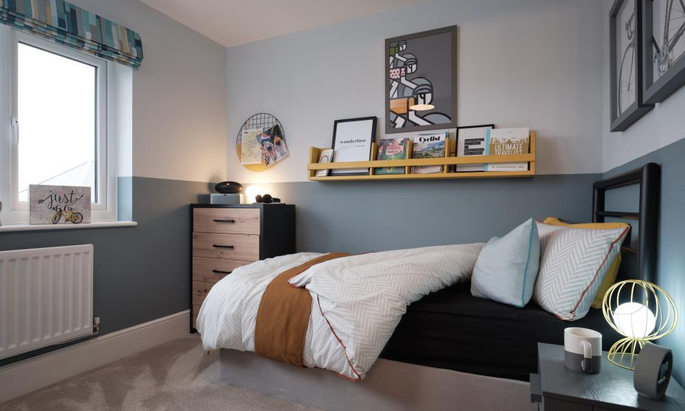 52923 - Fourth bedroom