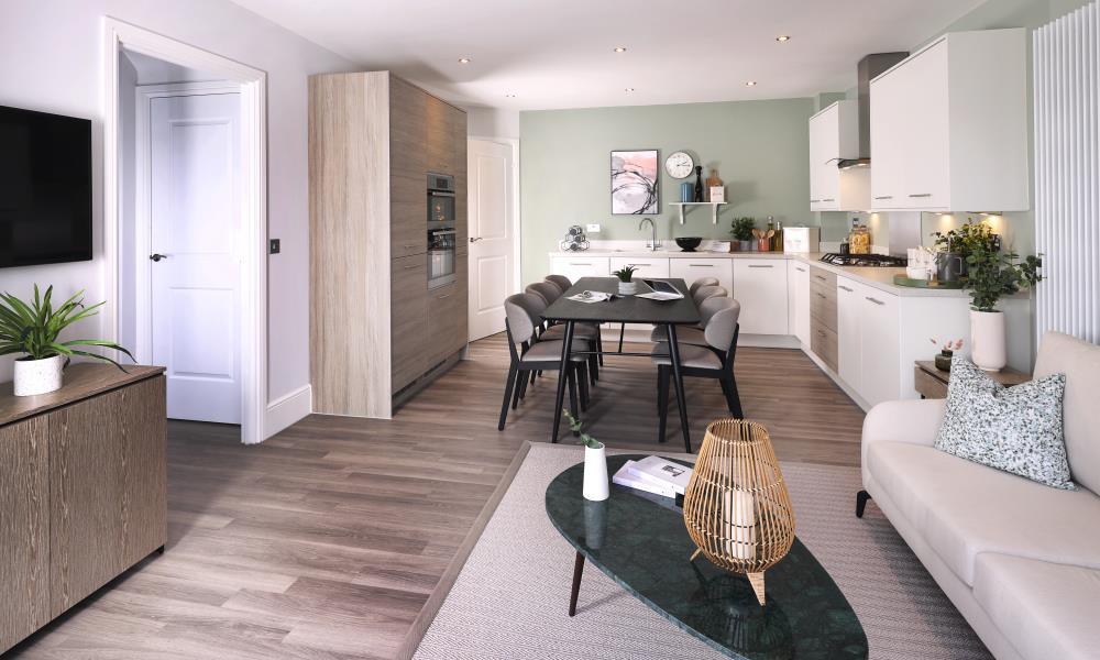 52739 - Kitchen living area