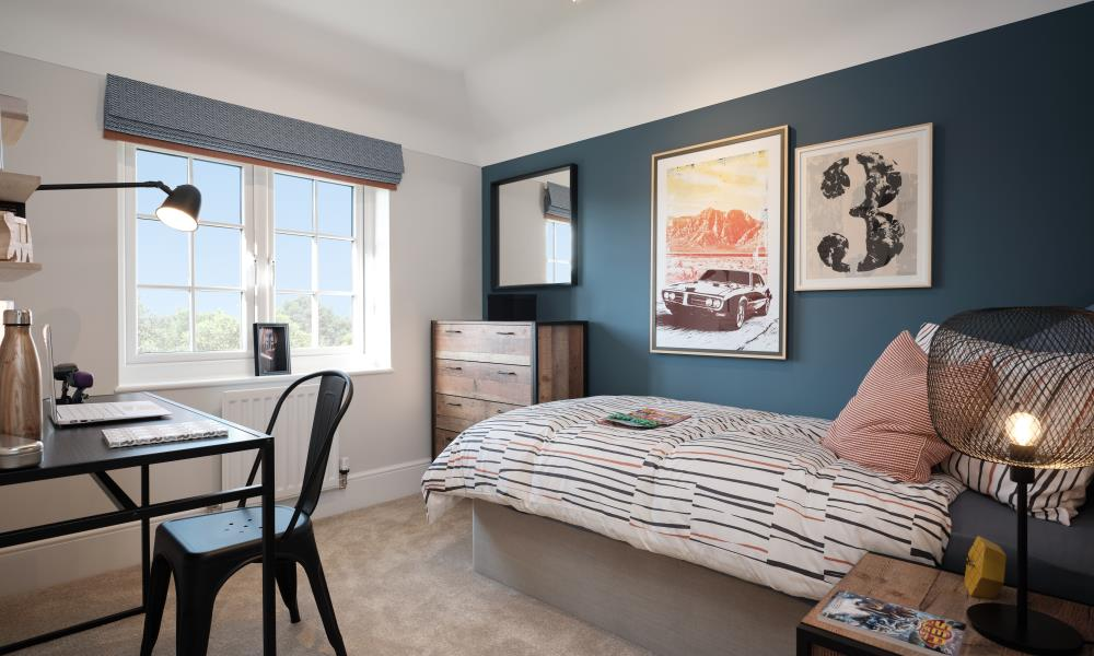 52635 - Forth bedroom