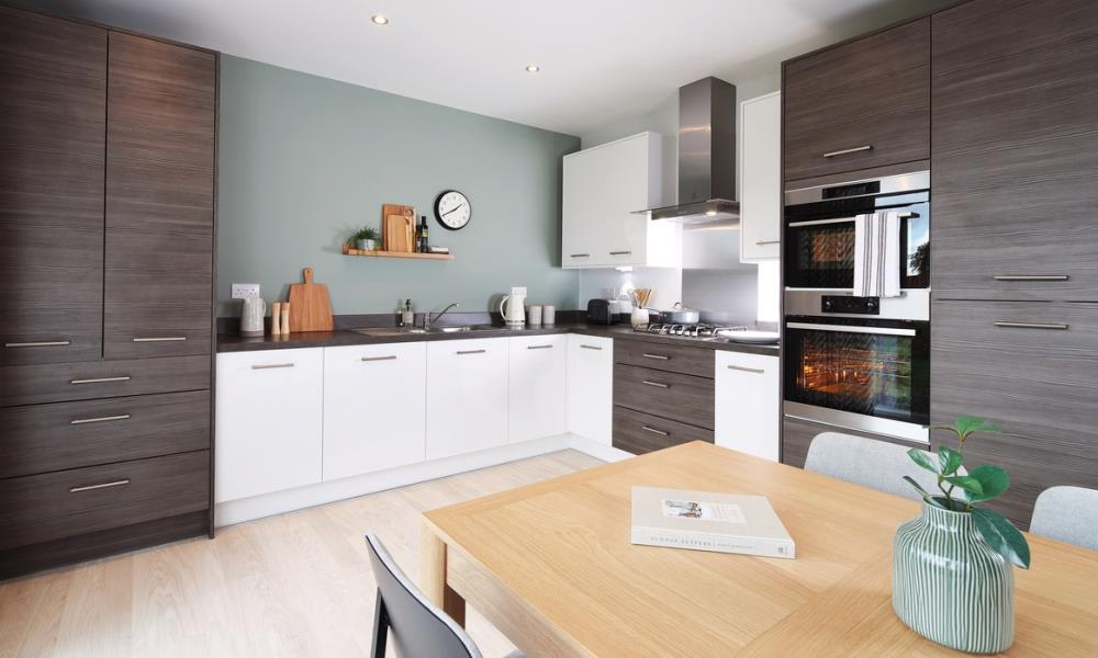 49951 - Kitchen from Warwick to resemble new kitchen in Letchworth