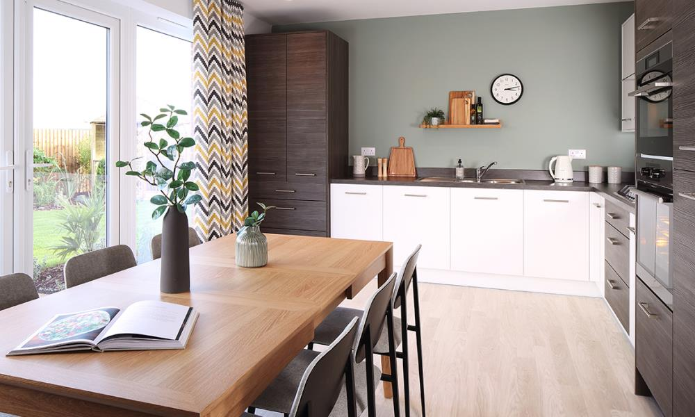 53229 - Kitchen from Warwick to resemble New kitchen in Letchworth
