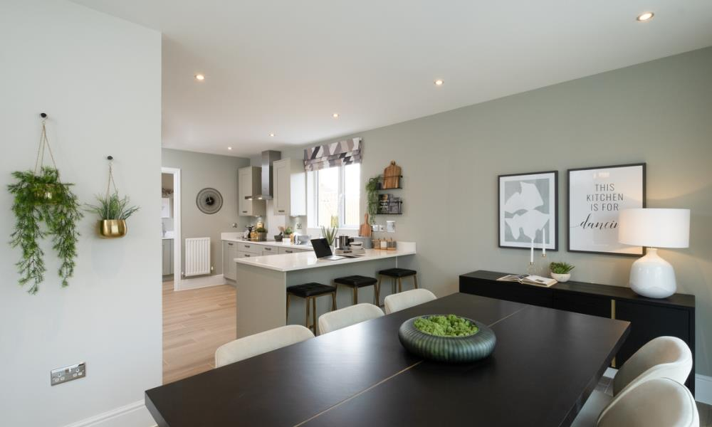 Redrow MonchelseaPark Canterbury Kitchen 2531