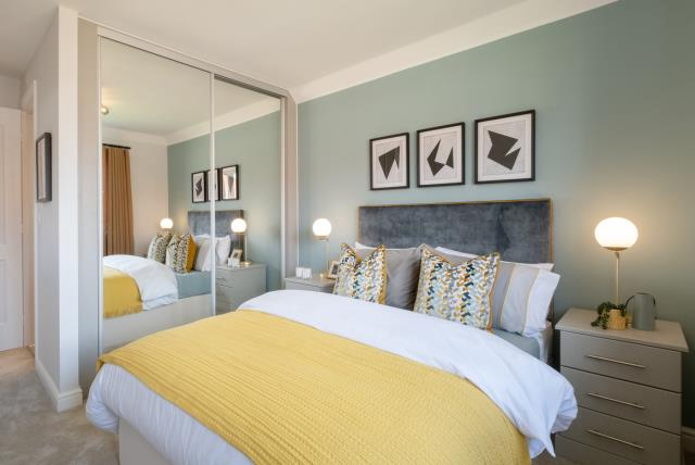 Redrow MonchelseaPark Stratford Bedroom2 3018