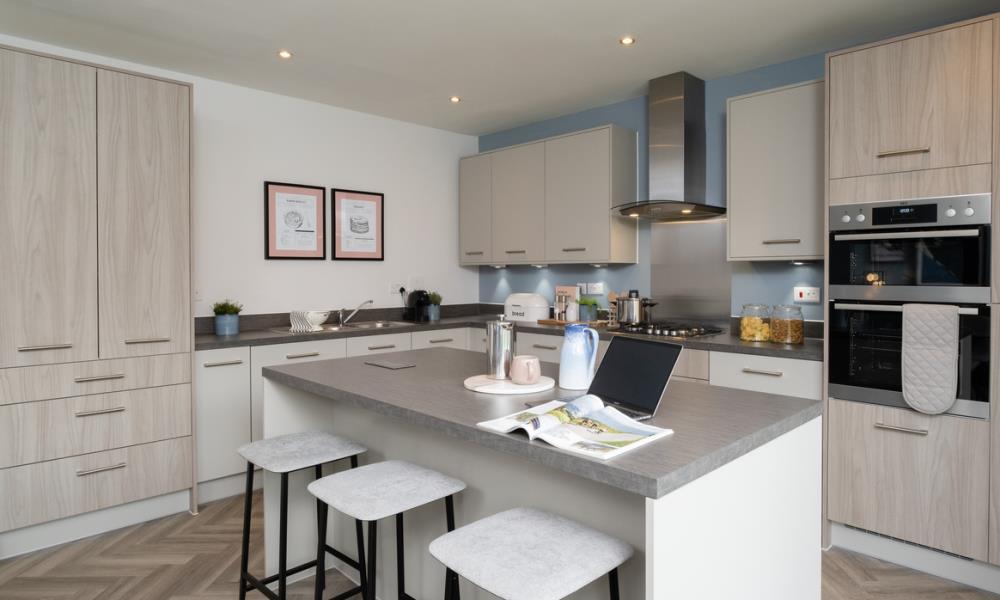 Redrow MonchelseaPark Stratford Kitchen 2937