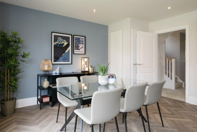 Redrow MonchelseaPark Stratford Kitchen and dining 2921