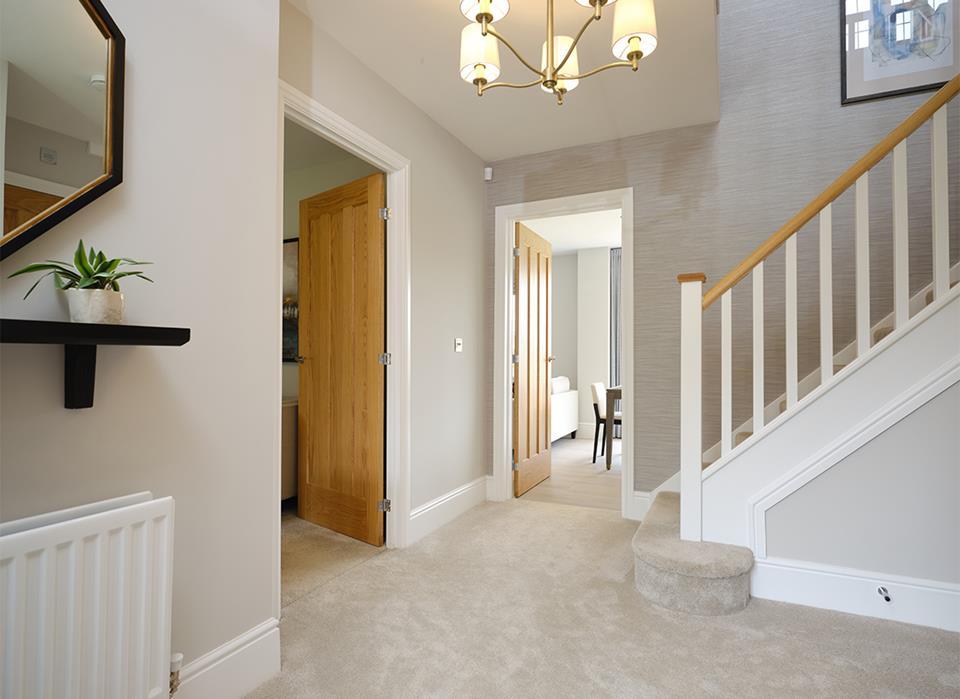 Henley hallway