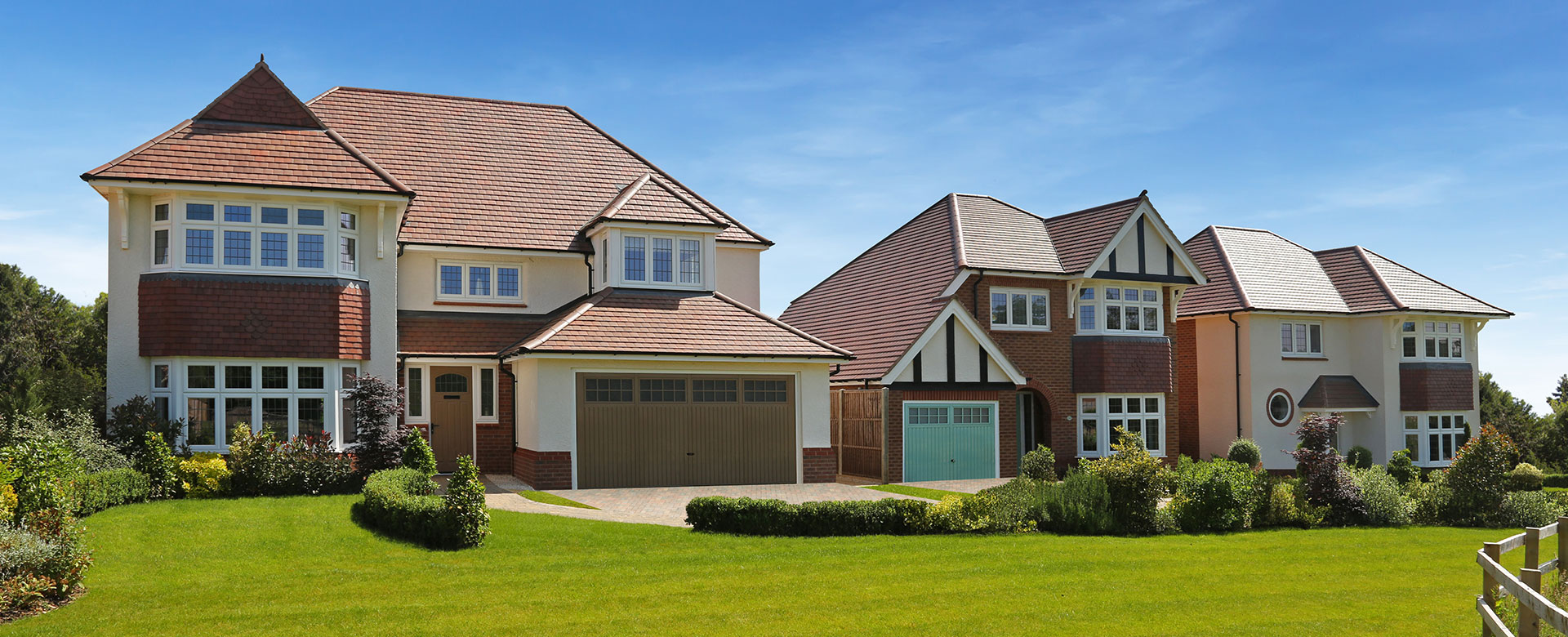 The Redrow Heritage Collection - Arts and Crafts Homes for Sale