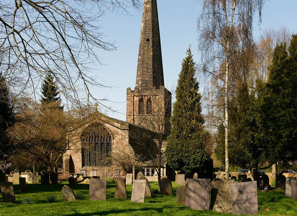 Durose Country Park-location-church