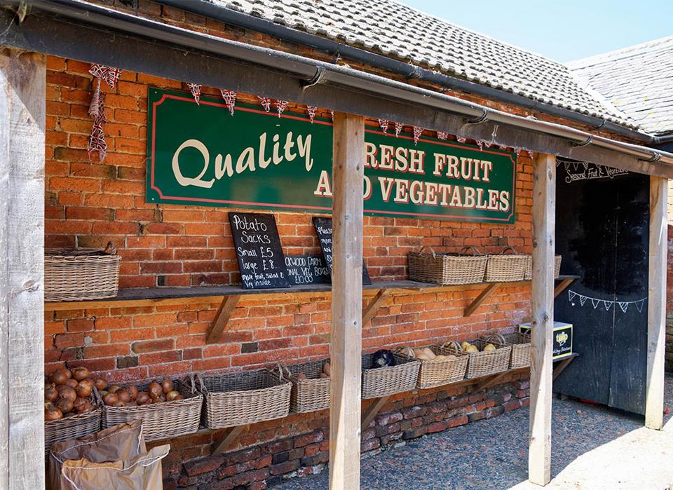 Hackwood Grange-location-farm shop