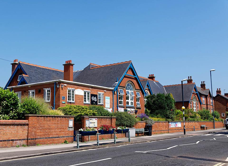 Hackwood Grange-location-school