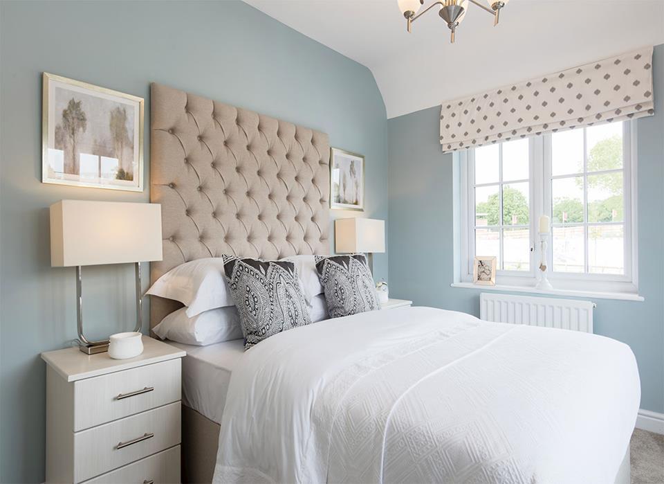 Shaftesbury Bedroom