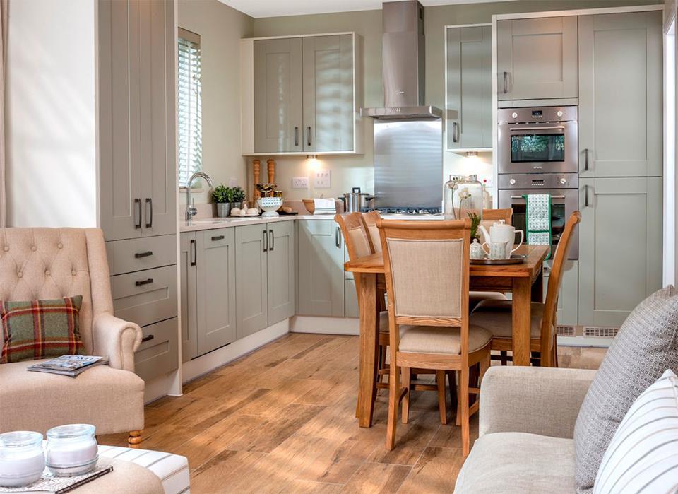 Shaftesbury Kitchen