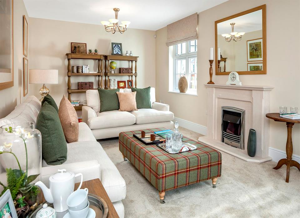 Shaftesbury Living Room
