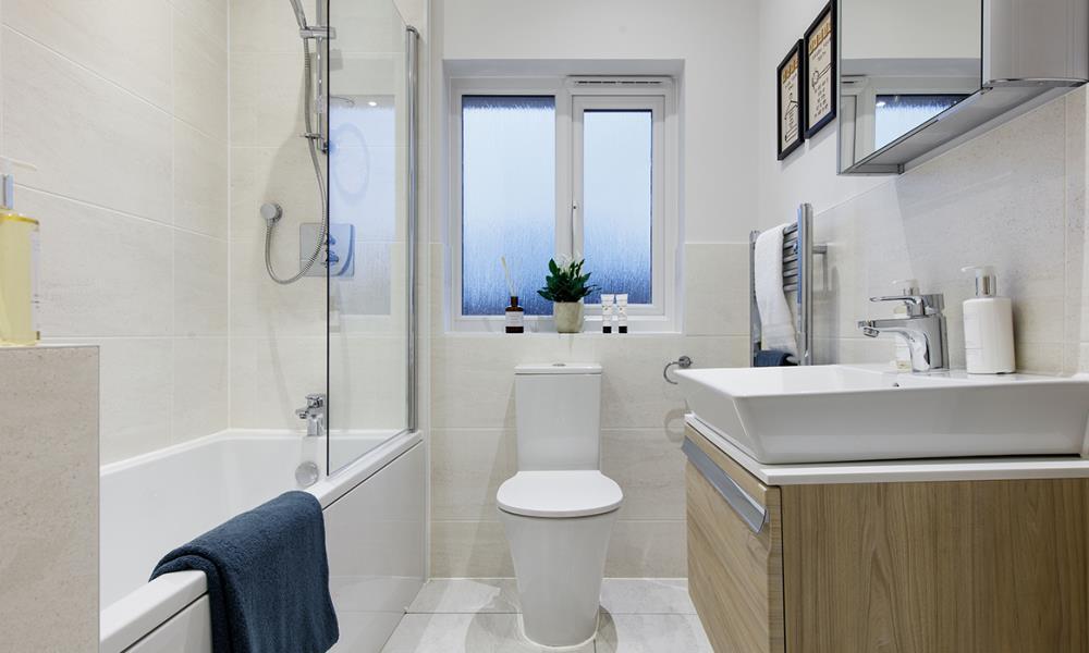 Rayne Gardens - Shaftesbury - 42330 - bathroom