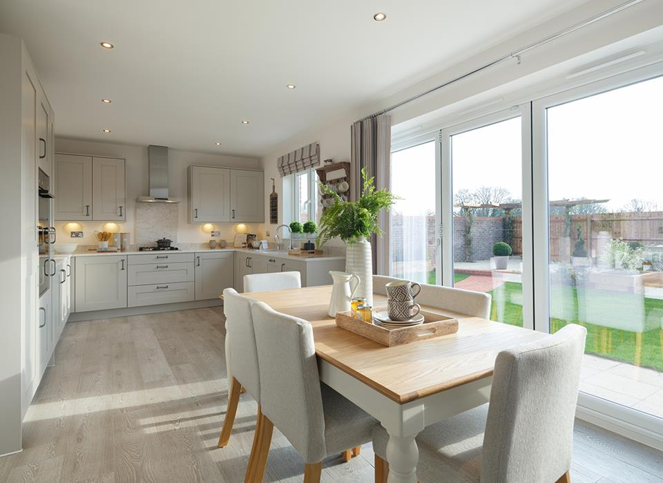 The Shires-kitchen dining-41862