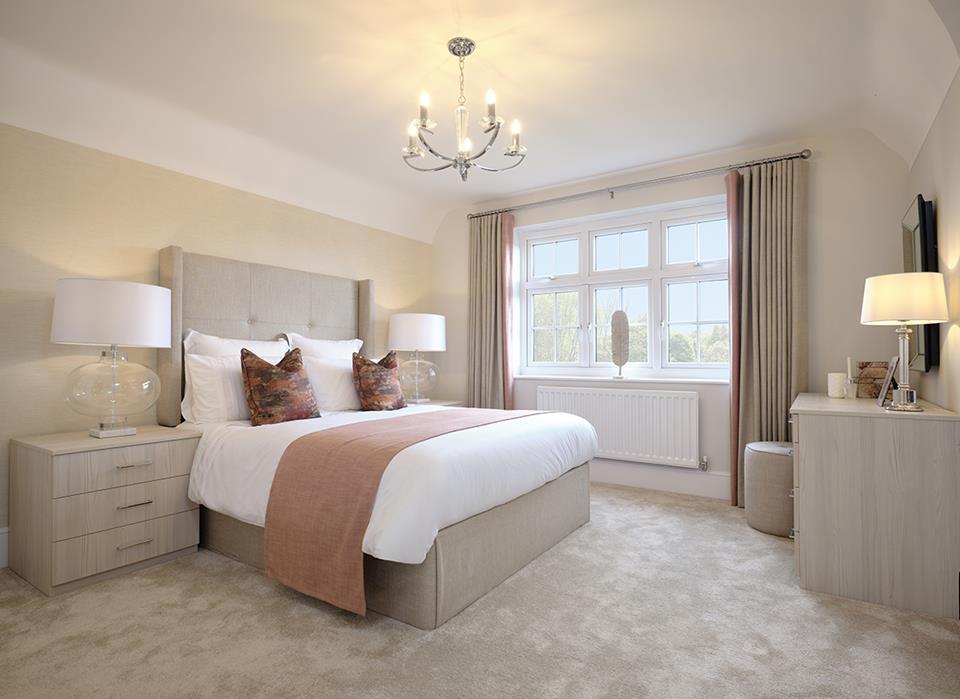 The Grange - bedroom - 46831