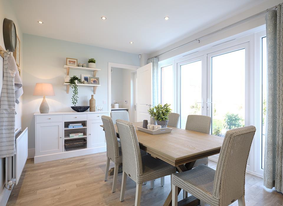 The Grange - dining - 46790