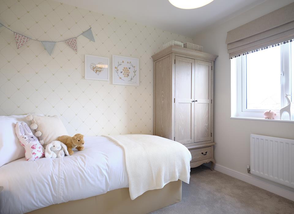 The Grange - kids bedroom - 46802