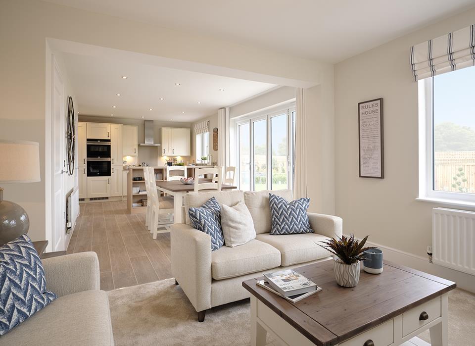 The Grange - kitchendiningliving - 46807