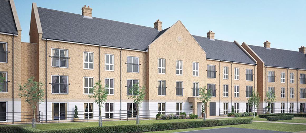 Regent Quay Apartments, Sittingbourne