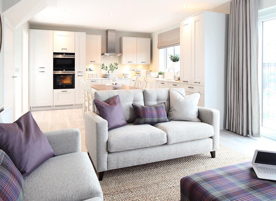 Cambridge - kitchen living - 46128