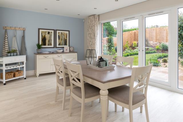 Stratford - kitchen dining - 41472