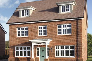 Cheltenham Brick Elevation 1