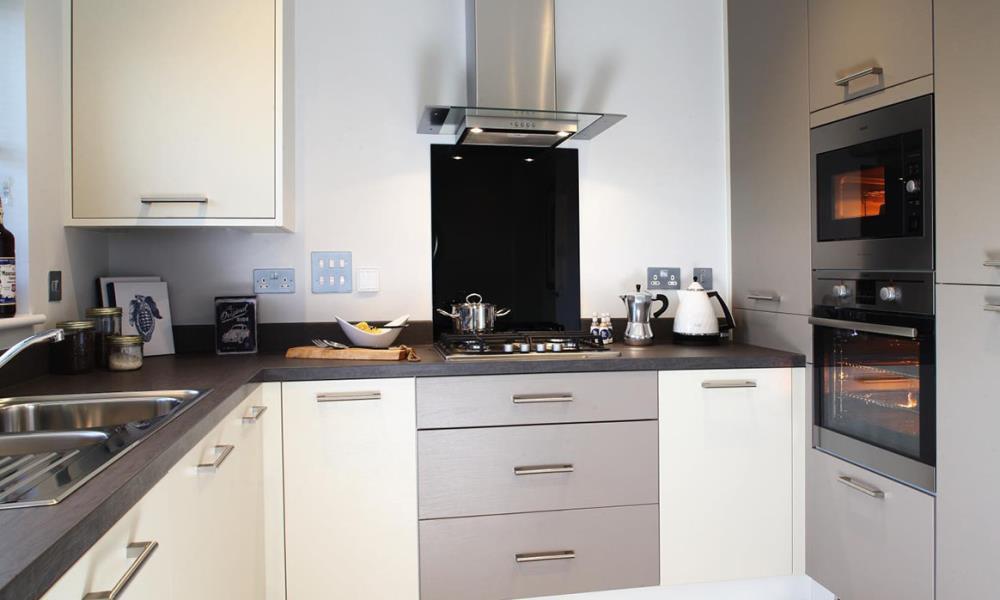The Ledbury kitchen
