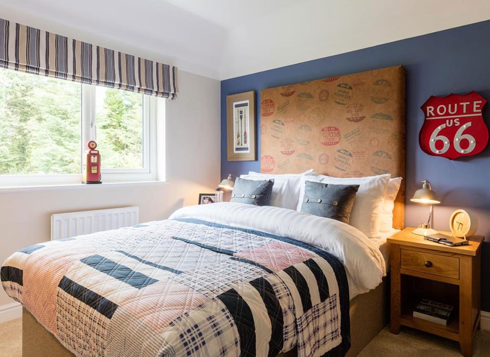 The Cambridge - Bedroom