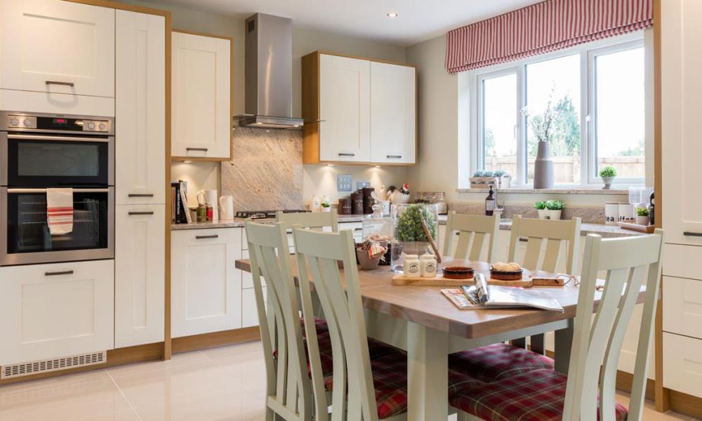 The Cambridge - Kitchen