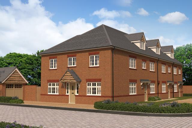 Grantham Amberley block - brick