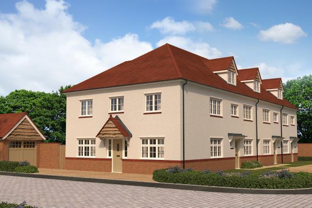 Grantham Amberley block - render