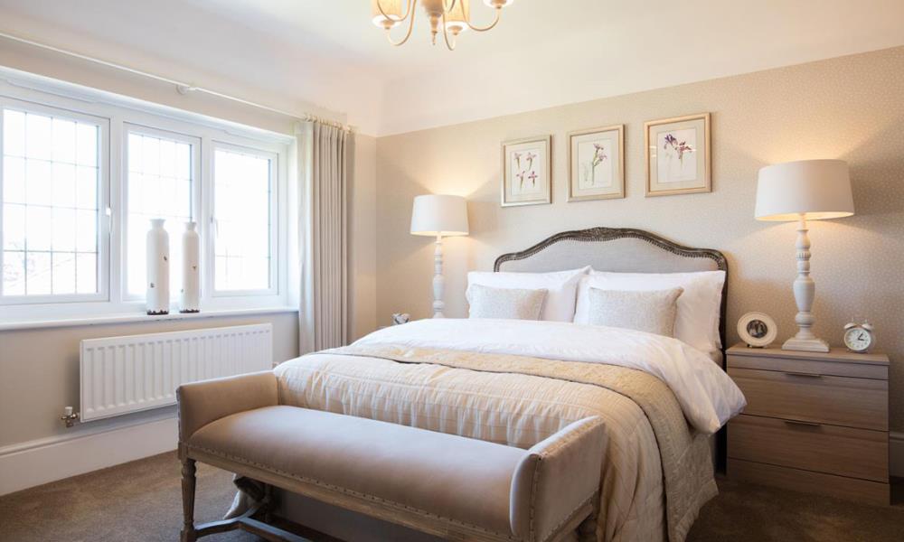 Balmoral - Bedroom