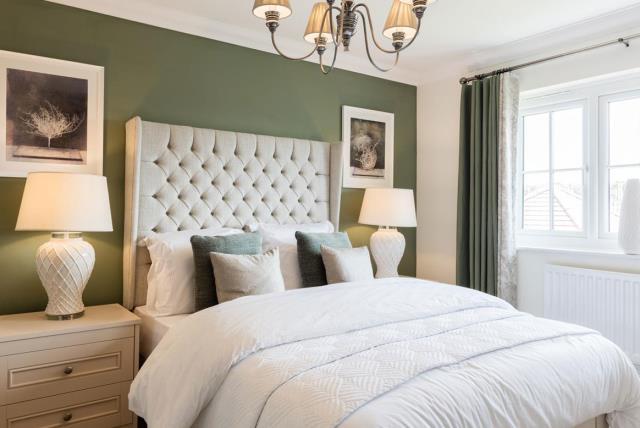 The Highgrove - Bedroom