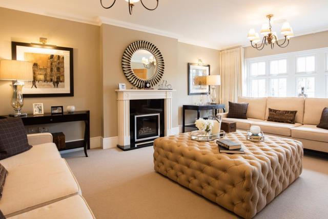 The Highgrove - Living Room
