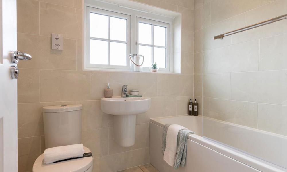 Ludlow - Bathroom