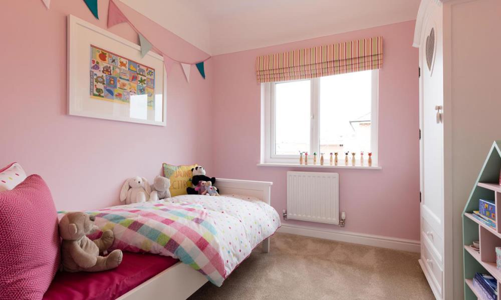 Ludlow - Bedroom