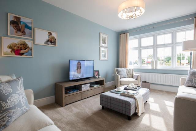 Ludlow - Living Room