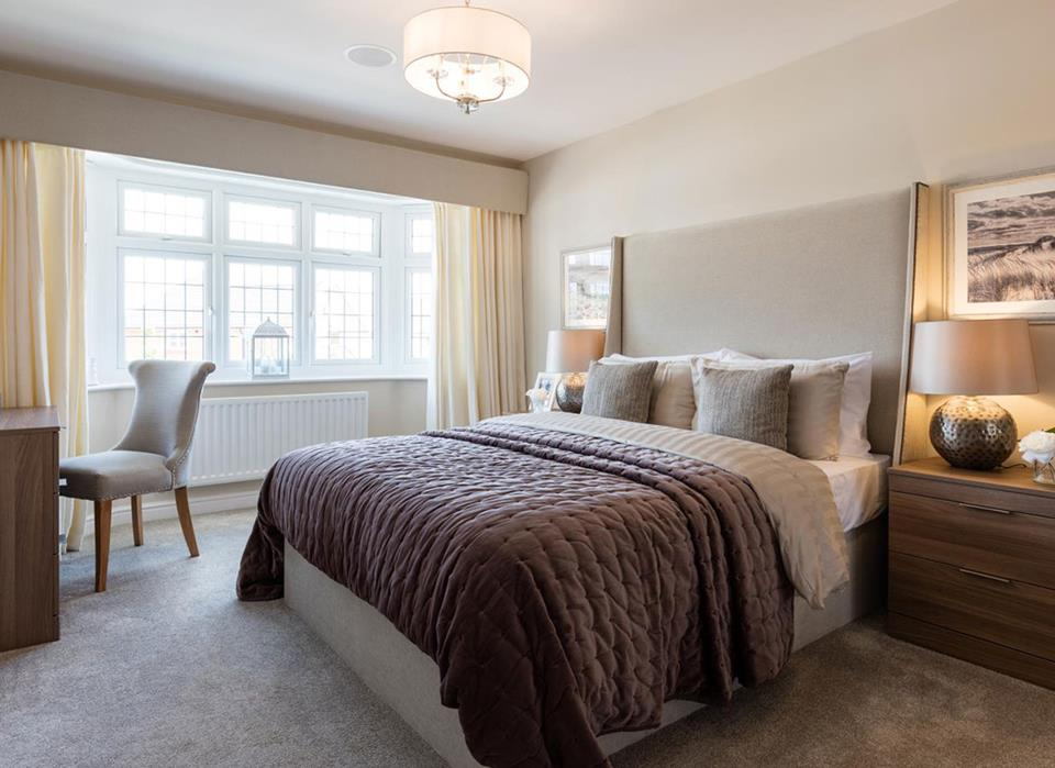 The Oxford - Bedroom