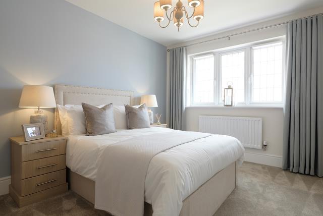 Oxford - bedroom - 44129