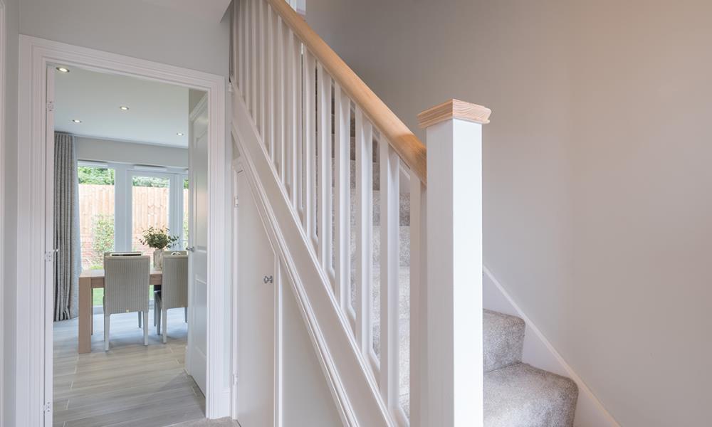 Oxford - staircase - 44120