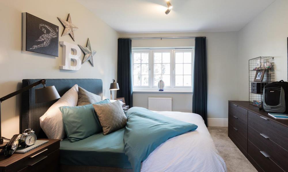 Sandringham - Bedroom
