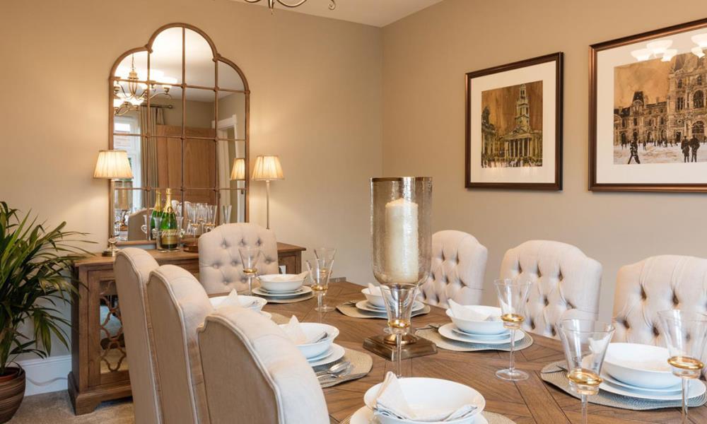 Sandringham - Dining