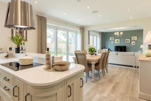 Sandringham - Kitchen