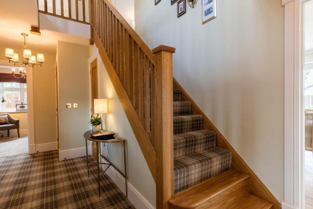 Sandringham - Staircase